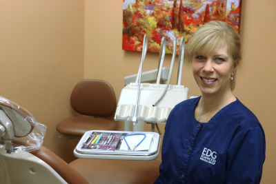 Lisa at The Elmwood Dental Group LLC