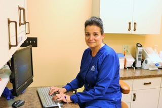 Sue at The Elmwood Dental Group LLC