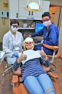 We give our dental patients of all ages a pleasant dental experience.