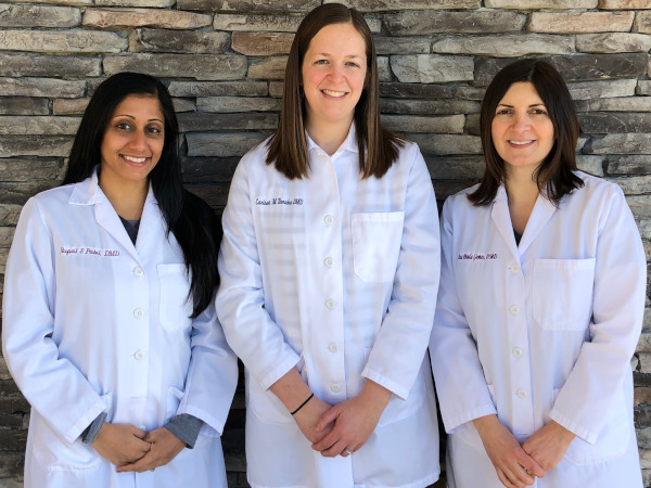 Elmwood Dental Group doctors